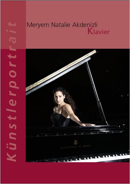 Künstlerportrait Meryem Natalie Akdenizli Klavier